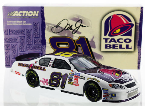 Dale Earnhardt Jr. #81 Taco Bell 2004 Monte Carlo Club Car