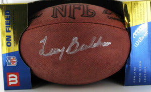 Terry Bradshaw NFL Autographed Football Nascar Diecast