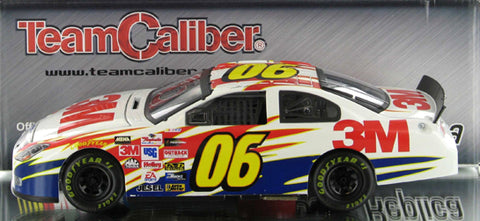 Todd Kluever #06 3M Ford Fusion Nascar Diecast