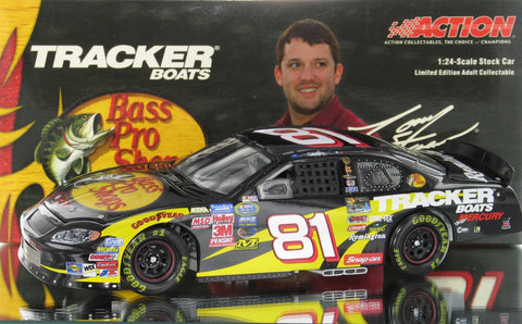 Tony Stewart #81 Chance 2/Bass Pro Shops Busch Series MC Nascar Diecast