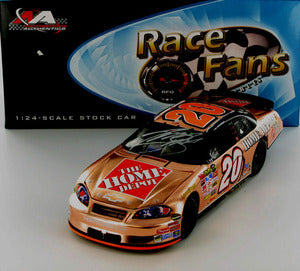 Tony Stewart #20 Home Depot Indy Win  2007 Monte Carlo SS Nascar Diecast