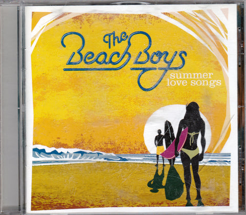The Beach Boys. Summer Love Songs