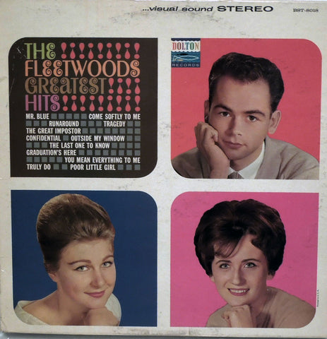 The Fleetwoods. The Fleetwoods Greatest Hits