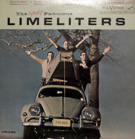The Limeliters. The Slightly Fabulous Limeliters