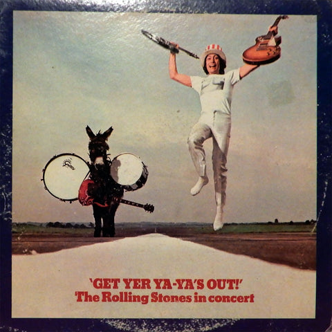 The Rolling Stones. Get Your Ya-Ya's Out