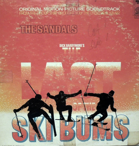 The Sandals. The Last Of The Ski Bums