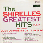 The Shirelles. Greatest Hits Vol. II