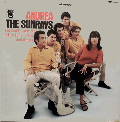 The Sunrays. Andrea