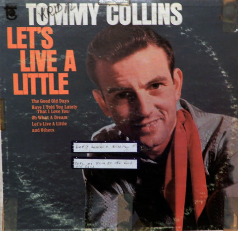 Tommy Collins. Let's Live A Little