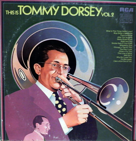 Tommy Dorsey. This Is Tommy Dorsey Vol. 2