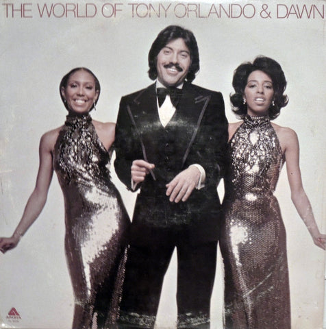 Tony Orlando & Dawn. The World Of Tony Orlando & Dawn