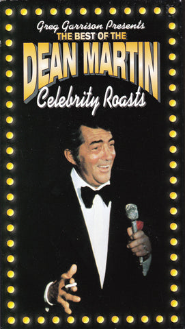 VHS. The Best Of The Dean Martin Celebrity Roasts