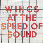 Wings. Wings At The Speed Of Sound