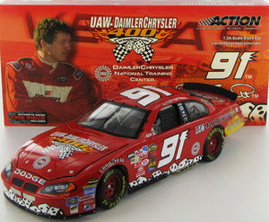 Bill Elliott #91 Daimler Chrysler/UAW 2004 Intrepid Nascar Diecast