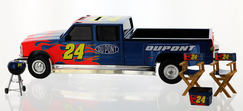 Jeff Gordon. #24 DuPont 2005 Dually Tailgate Set.