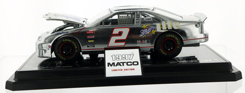 Rusty Wallace. 1997 #2 Miller Lite Matco Limited Edition 1-24th Scale Diecast