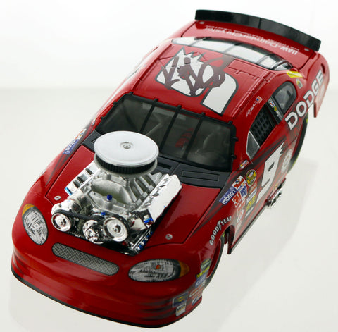 Kasey Kahne #9 Dodge Dealers / UAW 2005 NASCAR Muscle Car. Autographed.