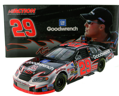 Kevin Harvick. #29 GM Goodwrench 2005 Monte Carlo. Autographed