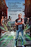 VHS Tape. Repo Man starring Harry Dean Stanton and Emilio Estevez