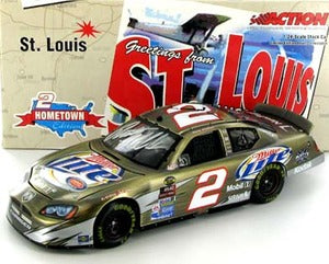 Rusty Wallace #2 Miller Lite/Hometown Edition Nascar Diecast