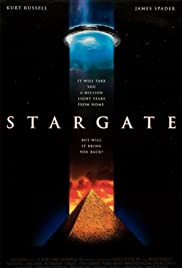 VHS Tape. Stargate starring Kurt Russell and James Spader.