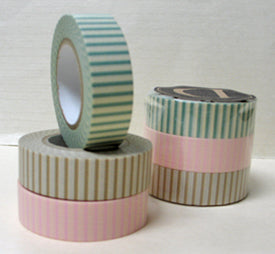 Stripes Washi Tape
