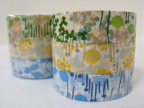 Little Garden Washi Tape