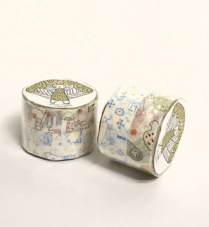 Beasts + Starlit Sky Washi Tape (29927-02)