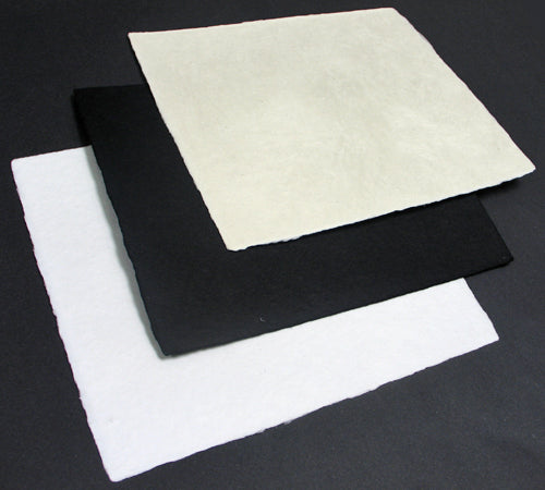 Shikishi White, Natural, or Black (300 g/m²)