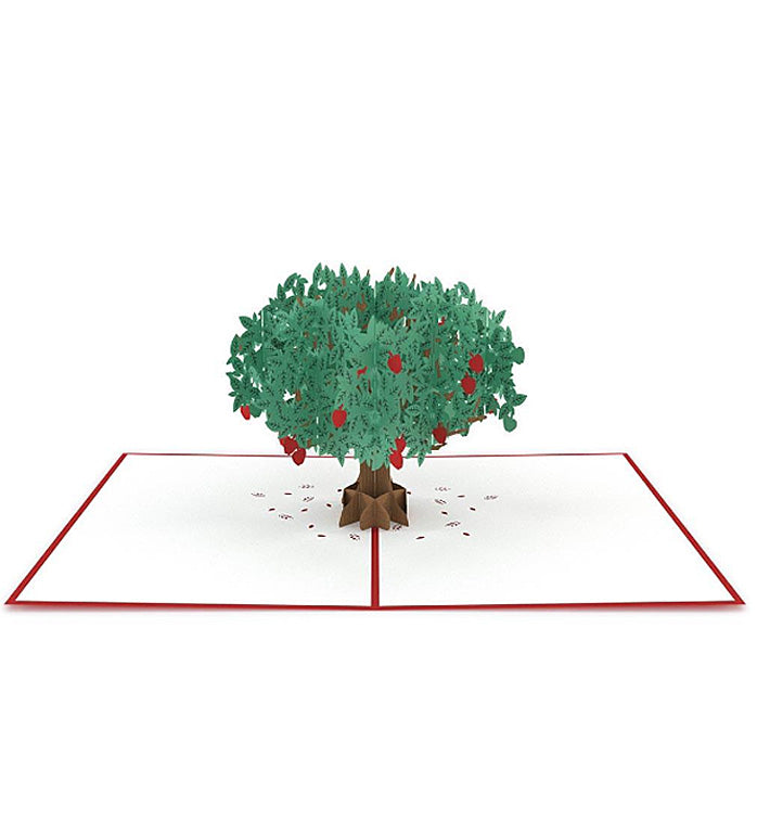 Lovepop Pop-up Card: Apple Tree