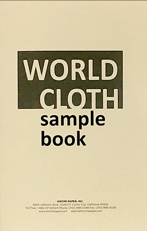 World Cloth Sample Book