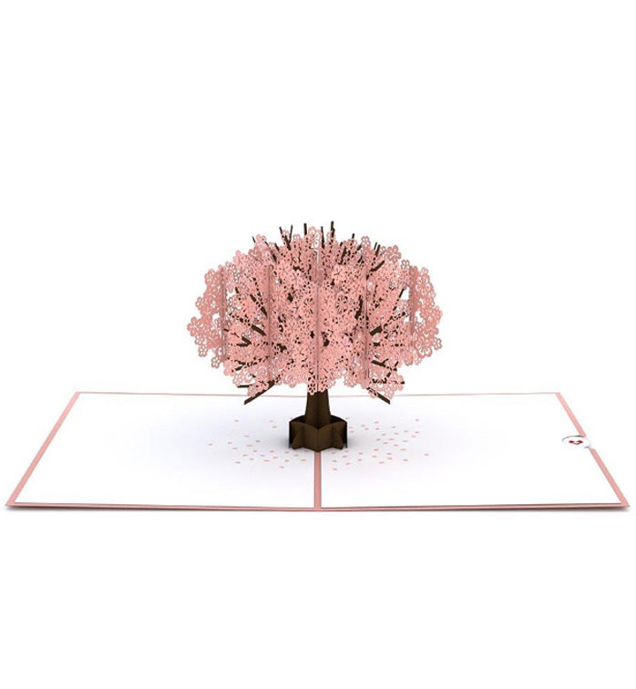Lovepop Pop-up Card: Cherry Blossom
