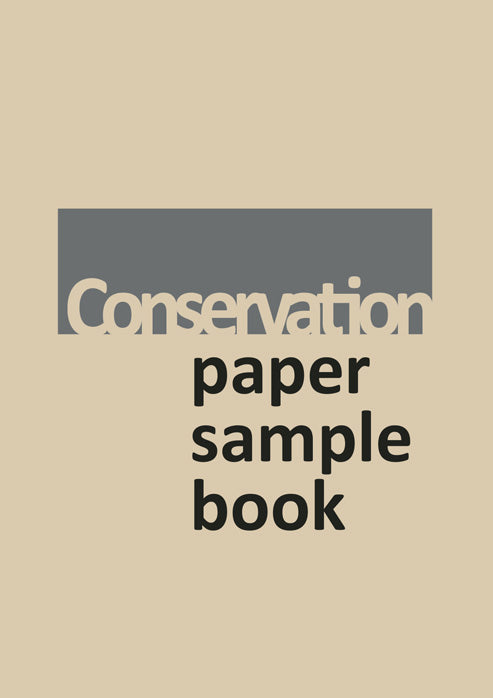 Conservation Sample Book