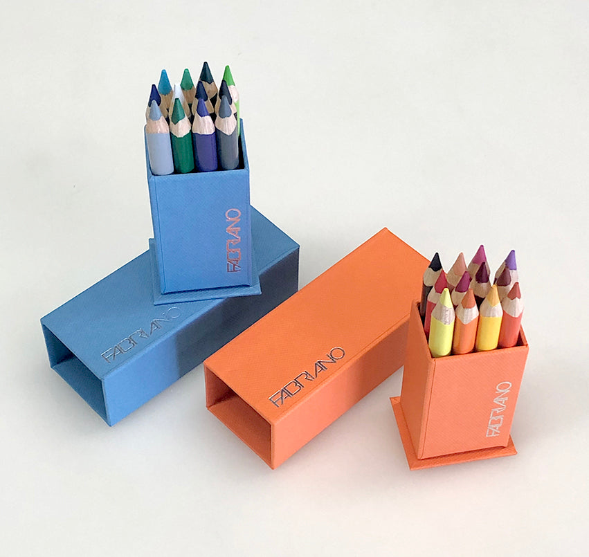 Fabriano ECO Watercolor Pencil Cases