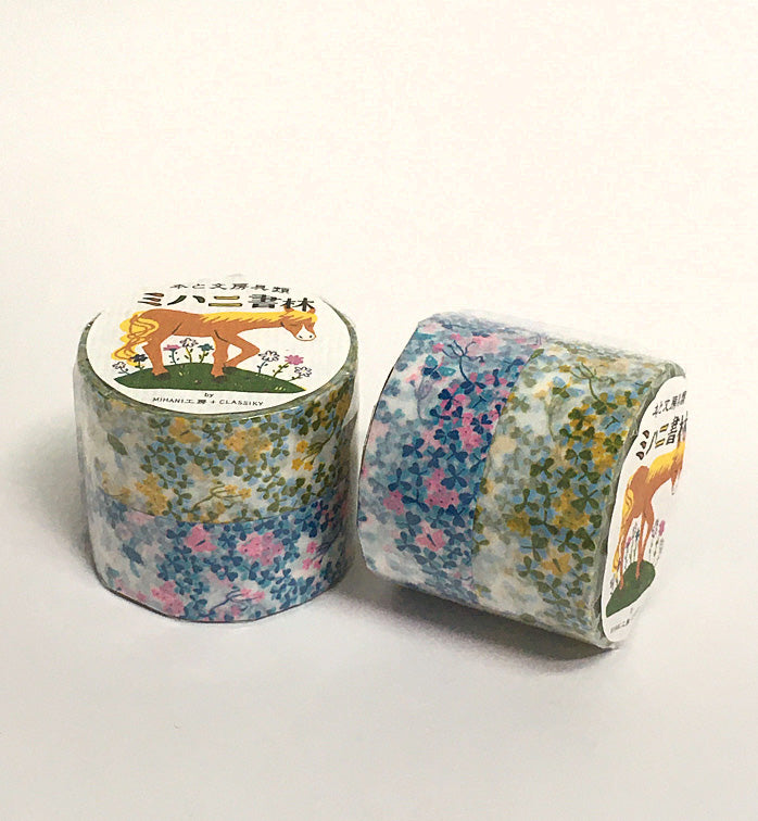 Flowers Washi Tape (13102-03)