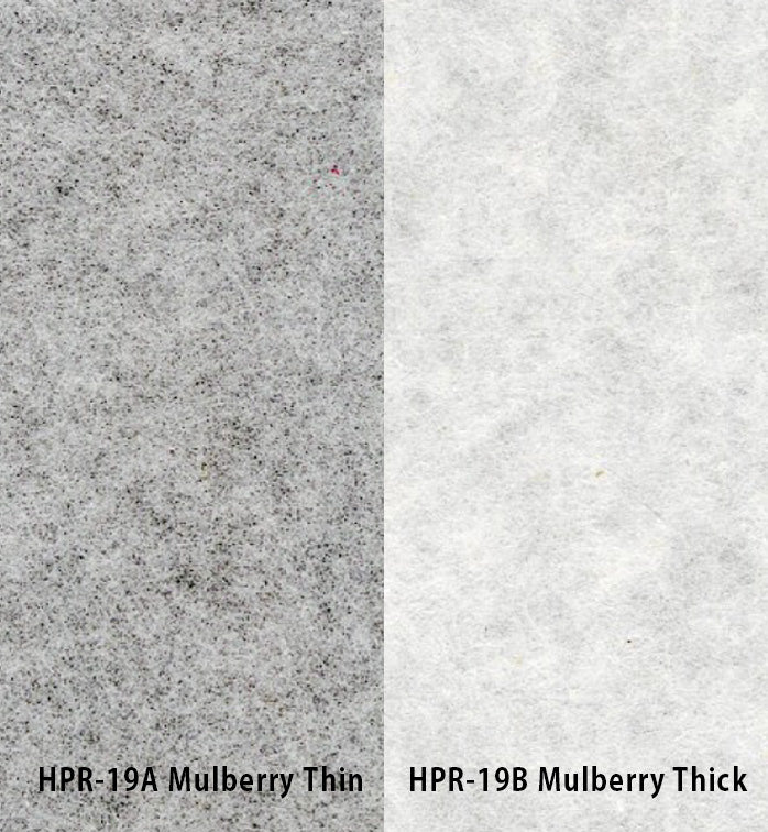 HPR-19B Mulberry Thick ROLL (52 g/m²)