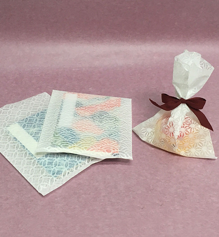 Japanese Lace Gift Bags (6 pack)