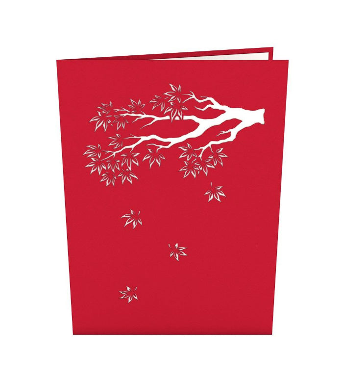 Lovepop Pop-up Card: Japanese Maple