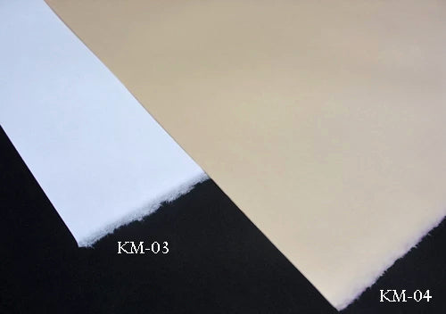 KM-03 Surface Gampi White (160 g/m²)