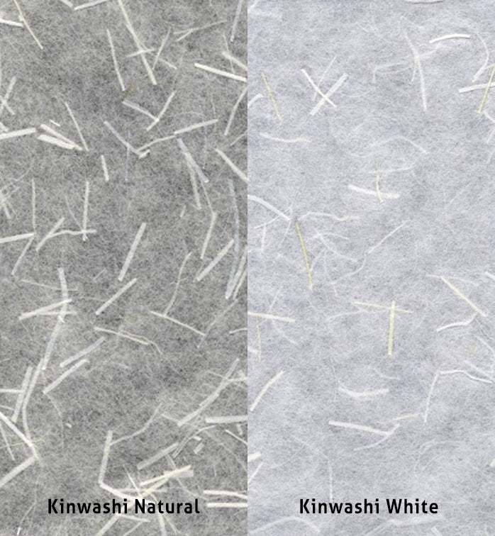 Kinwashi White and Natural Sheets (30 g/m²)