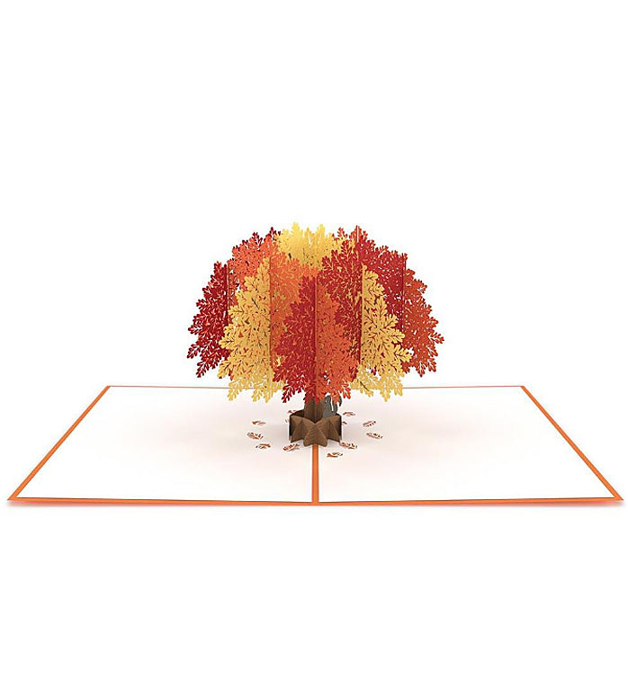 Lovepop Pop-up Card: Oak Tree