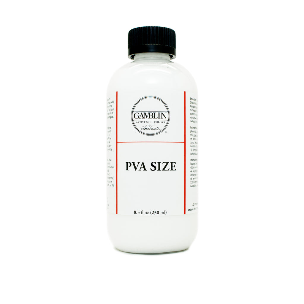 Gamblin PVA Size (8.5 fl oz)