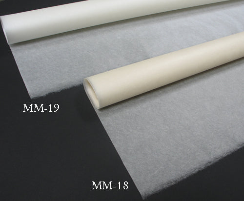 HPR-MM-19 Usuyo Gampi White roll (15 g/m²)