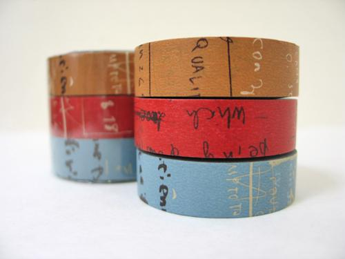 Graffiti Washi Tape A/B