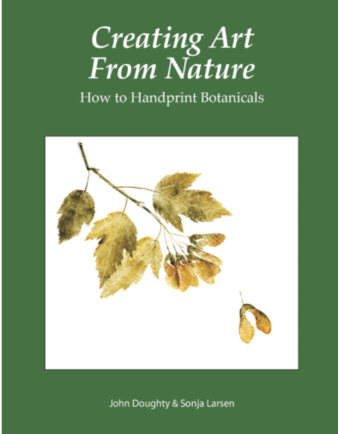 Creating Art From Nature: How to Handprint Botanicals