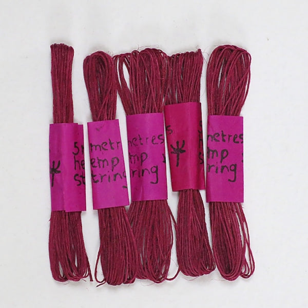 Khadi Hemp String