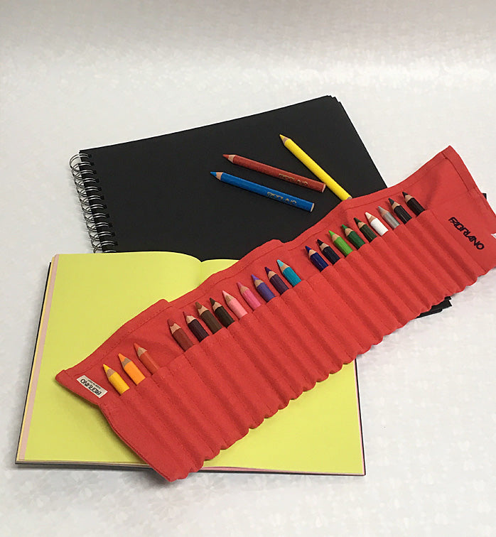 Fabriano Colored Pencil Case