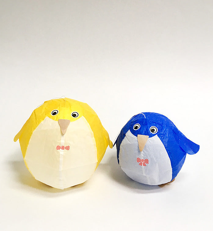 Kamifusen Balloons: Penguins