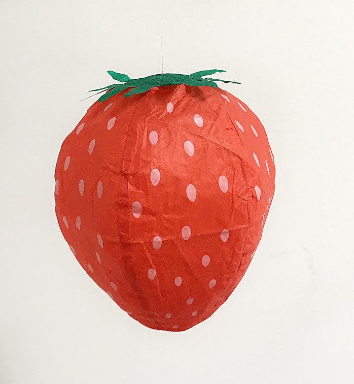 Kamifusen Balloons: Strawberry