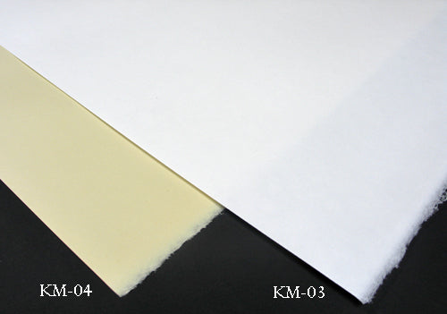 KMR-03 Surface Gampi White roll (160 g/m²)